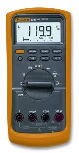 Fluke 83-V/EUR multimeter