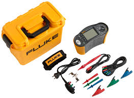 Fluke 1664FC DMS UK FC Installation Tester w/insulation pre-test DMS/UK