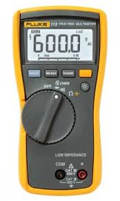 Fluke 113 True RMS multimeter