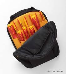 Fluke  CPAK8 insulated Hand Tools pouch case with hanging kit