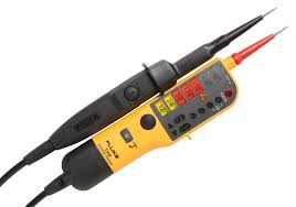 Fluke T110 Voltage/continuity tester with switchable load