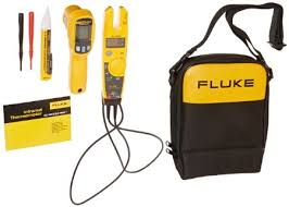 Fluke  T5-600/62MAX /1AC kit Electrical Tester, IR Thermometer and Voltage Detector Kit