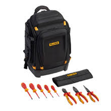 Fluke  IKPK7 PACK30 insulated 5 screwdriver   3 Plier kit, 1000V