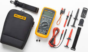 FLUKE-87V-MAX/E2 kit industrial True-RMS Heavy Duty multimeter E2 kit