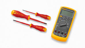 Fluke  IB875L 87-5/EUR   3 screwdrivers Bundle (ISLS3  ISLS5  IPHS2)