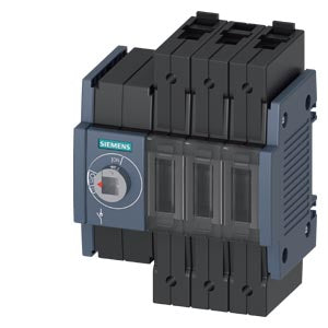 Siemens 3KD2230-2ME10-0 SWITCH-DISCONNECTOR 690V 32A 3P