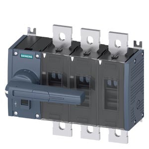 Siemens 3KD4432-0QE10-0 SWITCH-DISCONNECTOR 690V 500A 3P