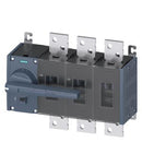 Siemens 3KD5632-0RE10-0 SWITCH-DISCONNECTOR 690V 2000A 3P FS5