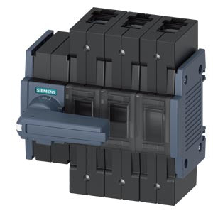 Siemens 3KD3032-2NE10-0 SWITCH-DISCONNECTOR 690V 100A 3P