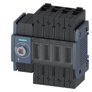 Siemens 3KD2640-2ME10-0 SWITCH-DISCONNECTOR 690V 63A 4P