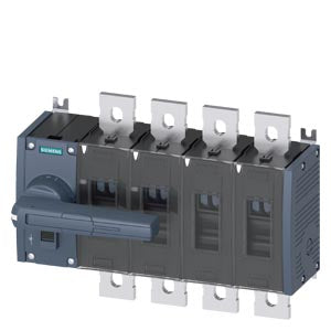 Siemens 3KD4442-0QE10-0 SWITCH-DISCONNECTOR 690V 500A 4P