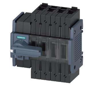 Siemens 3KD1642-2ME10-0 SWITCH-DISCONNECTOR 690V 16A 4P