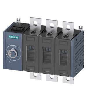 Siemens 3KD4234-0PE10-0 SWITCH-DISCONNECTOR 690V 400A 3P