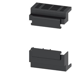 Siemens 3NP1923-1CA20 Reach-around protection for Busbars, system Rittal, for size NH000, accessory for fuse Switch disconnector 3NP1