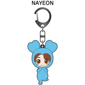TWICE x Tower Records Japan Limited Lovely Keychain