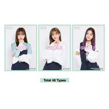 Load image into Gallery viewer, IZ*ONE RANDOM Official Photos Violeta Version Set Of 4