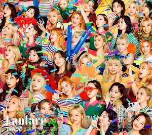 "TWICE Japan 6th Single ""Fanfare"" First Press Limited Edition B (CD + DVD)"