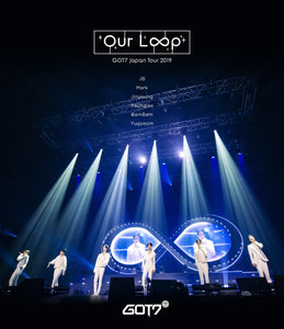 "GOT7 Japan Tour 2019 ""Our Loop"" Regular Edition DVD"