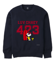 Load image into Gallery viewer, LUV CHAEY x Peanuts x Uniqlo Sweat Shirt