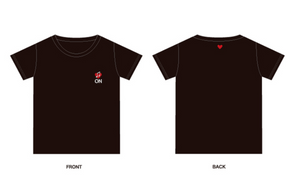"Jun. K ""THIS IS NOT A CONCERT"" Black T-Shirt"