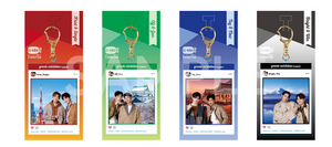 """GMMTV EXHIBITION in JAPAN"" SNS Acrylic Keychain"