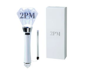 "Jun. K ""THIS IS NOT A CONCERT"" 2PM ~NEW GALAXY~ Official Lightstick (Japan Version)"