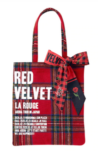 """Red Velvet La Rouge Arena Tour In Japan"" Ribbon Scarf"