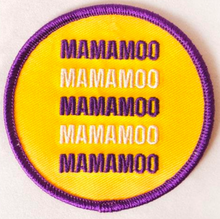 "Load image into Gallery viewer, ""MAMAMOO 3rd Concert Tour In Japan 2020"" Random Emblem"