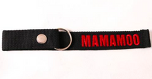 "Load image into Gallery viewer, ""MAMAMOO 3rd Concert Tour In Japan 2020"" Belt Keychain"