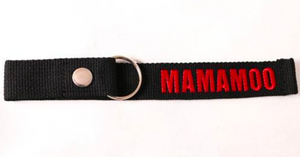 """MAMAMOO 3rd Concert Tour In Japan 2020"" Belt Keychain"