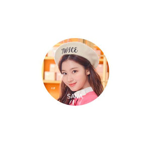 """TWICE in Wonderland"" Photo Can Badge"