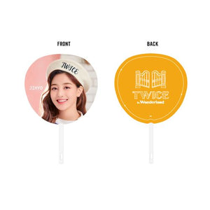 """TWICE in Wonderland"" Image Picket / Uchiwa"