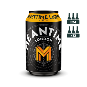 Meantime Easytime Lager 330ml Can