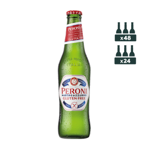 Peroni Nastro Azzurro Gluten Free 330ml Bottle