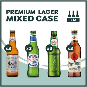 Premium Lager Mixed Case