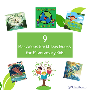 9 Marvelous Earth Day Books for Elementary Kids