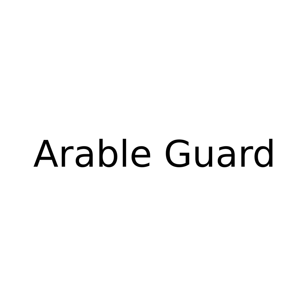 Arable Guard - Bird Deterrent for Mark 1 and Ext Solar Panel