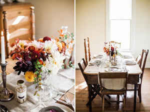 7 Awesome Thanksgiving Table Decoration DIY Projects