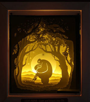 Fans of Baymax Baymax Marvel Comics Shadow Box, Baymax Disney Movie Handmade Lantern Home Decor,gifts list for friends,sentimental gifts for best friends,best friend anniversary message,friendship day gifts ideas handmade,happy friendiversary