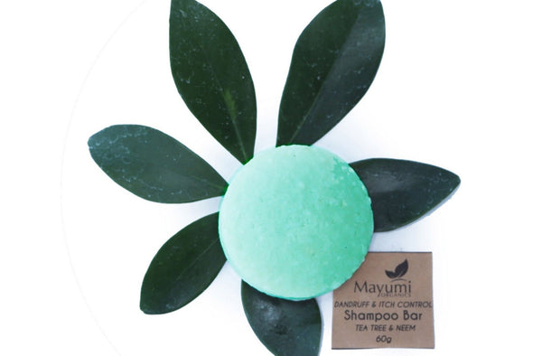 Tea Tree & Neem Shampoo Bar