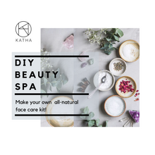 Load image into Gallery viewer, The DIY Beauty Spa Workshop