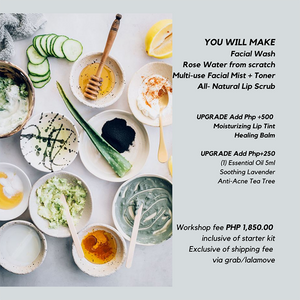 The DIY Beauty Spa Workshop