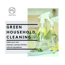 Load image into Gallery viewer, Green Household Cleaning