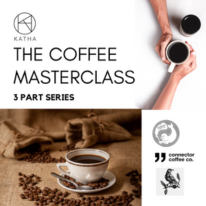 The Coffee Masterclass Series : 3 Modules Package
