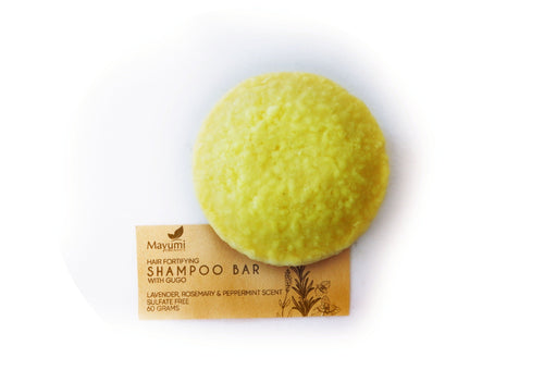 Hair Fortifying Shampoo Bar