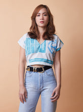 Load image into Gallery viewer, Leah Blouse | Cropped
