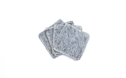 Reusable Facial Wipes | Square