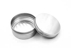 Tin Can |  Round Aluminum