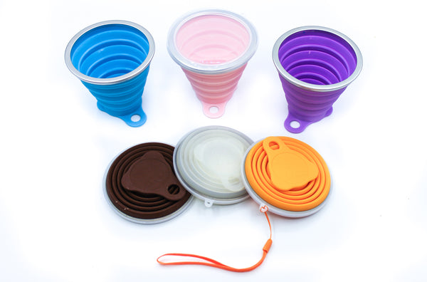 Collapsible Silicon Cup | Compact
