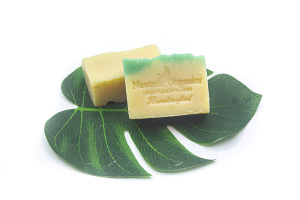 White Cucumber | Naked Bar Soap